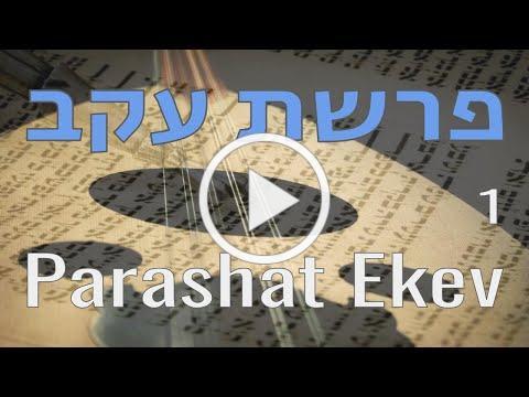 Parashat Eikev | 1 | פרשת עקב