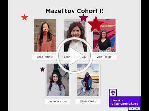 Mazel Tov Changemakers