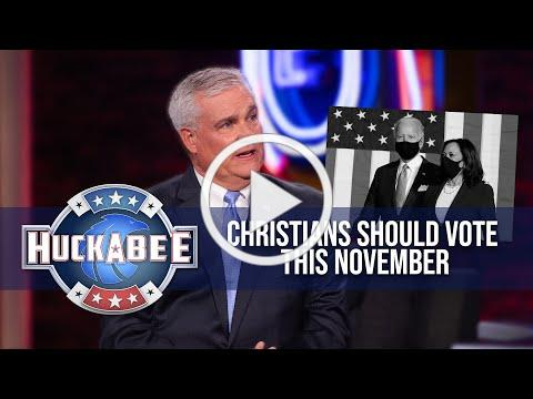 Chad Connelly On Why Christians Should Vote This November | Huckabee