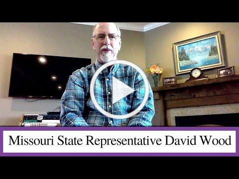 Missouri State Representative David Wood Child Abuse Prevention Message During COVID-19