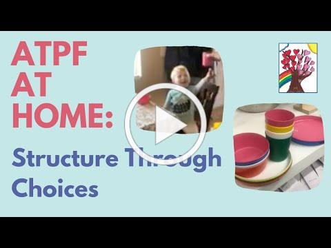 ATPF Tip Example: Structure Through Choices