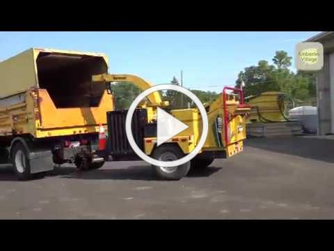 Amberley Village Service Department - Brush Video for Residents