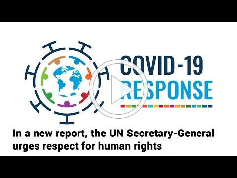 We are all in this together: Human Rights and COVID-19