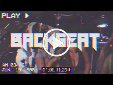 Osmar Escobar - Backseat (feat. Melymel) (Official Video)