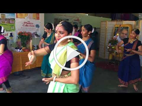Shakti Bharatanatyam at Vaidya Mishra's New Prana Center