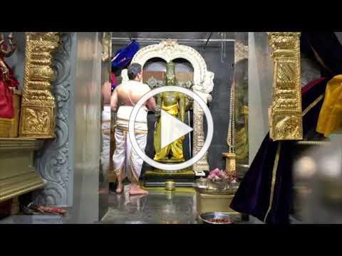 Sri MTS July 1st, 2020 Ashada Ekadasi, Venkateswara Abhishekam
