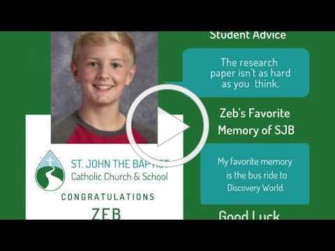 SJB Graduates Advice and Memories