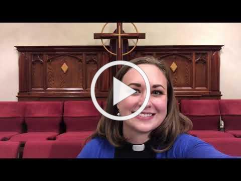 Children's Sermon for the twenty-fourth Sunday after Pentecost - Nov 15