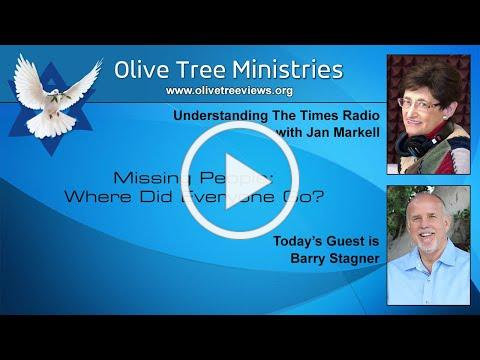 Millions Missing: Where Did Everyone Go? - Pastor Barry Stagner