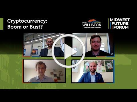 Midwest Future Forum - Cryptocurrency: Boom or Bust?
