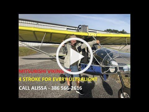 Flying the Viking 90 in Rans S-12
