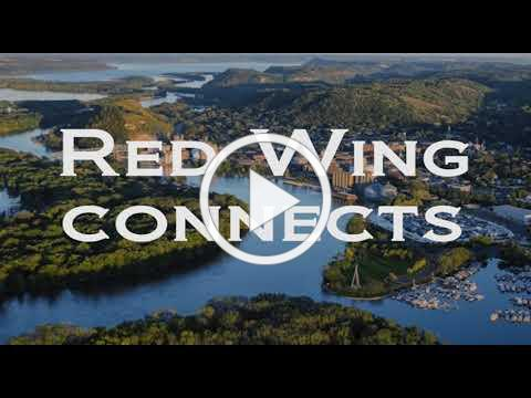 Red Wing Connects with the Artistic Response Team