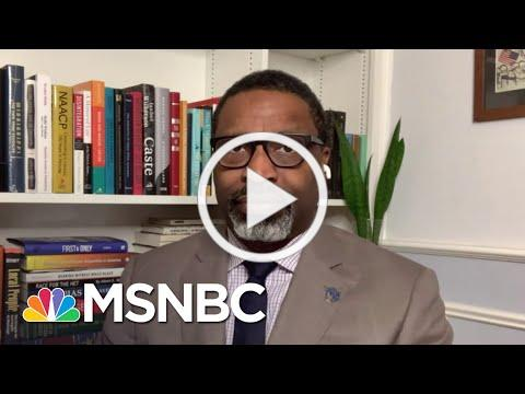 Biden's Executive Orders Today On Racial Equity 'A Great Initial Start' | Andrea Mitchell | MSNBC