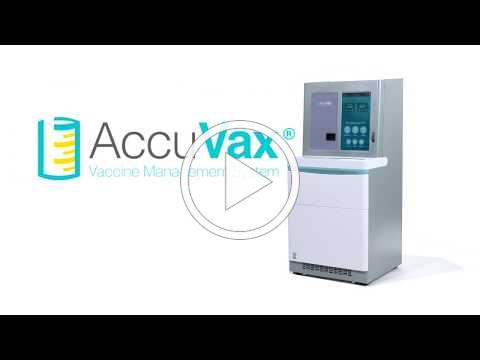 Introducing the AccuVax Vaccine Management System, the emerging standard in vaccine management.