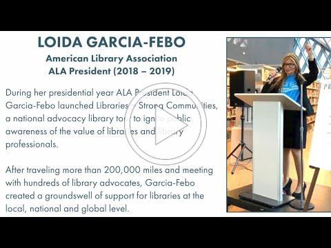 Loida Garcia-Febo Tour