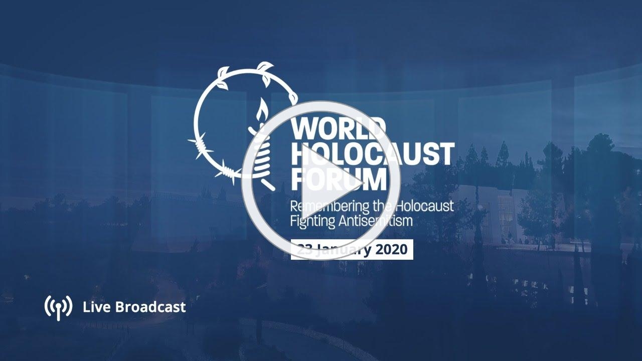 The 5th World Holocaust Forum: