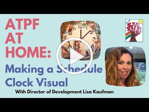 ATPF Director of Development Lisa Kaufmann