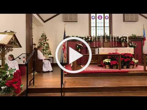 Christmas Lessons and Carols at St. Margaret's 2019