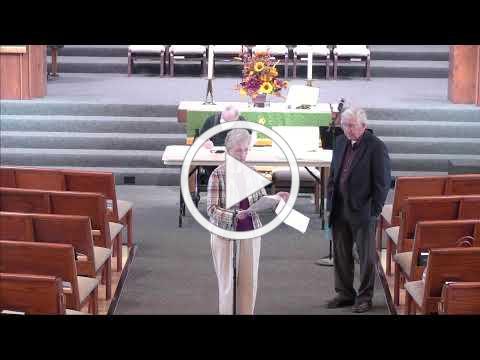 Fall Congregational Forum 2021