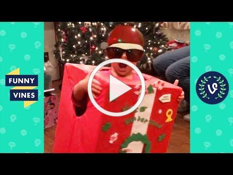 TRY NOT TO LAUGH - Funny CHRISTMAS Videos PT.2 | December 2018