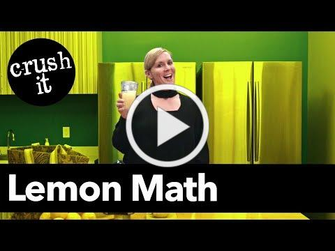Crush-It: Lemon Math