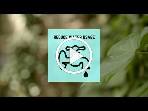 Reduce Water Usage