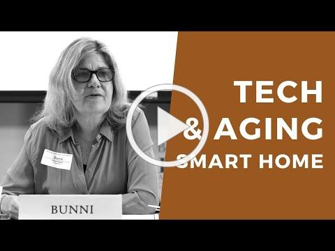 Technology And Aging The Graying of the Smart Home