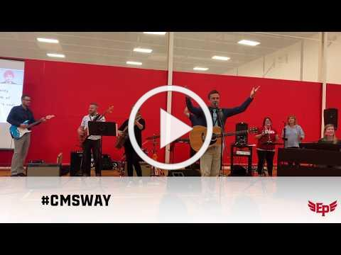 Eden Prairie Schools: Road to the #CMSWay
