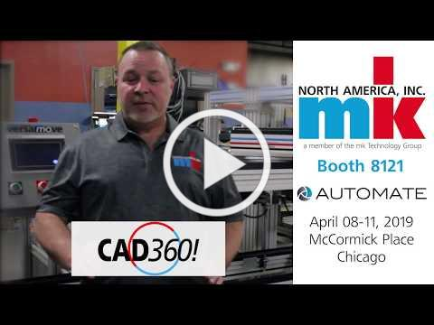 mk Automate Booth Preview