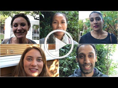 What our students say about the DALNC 2018 course....