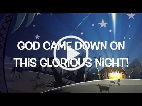 Oh What a Glorious Night-Sidewalk Prophets