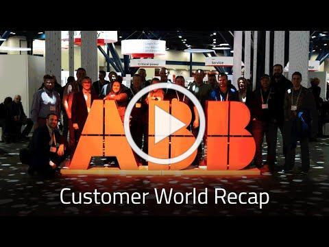 Power/mation Visit to ABB Customer World 2019