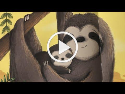 Bedtime with Clio - Bedtime for Baby Sloth by Danielle McLean