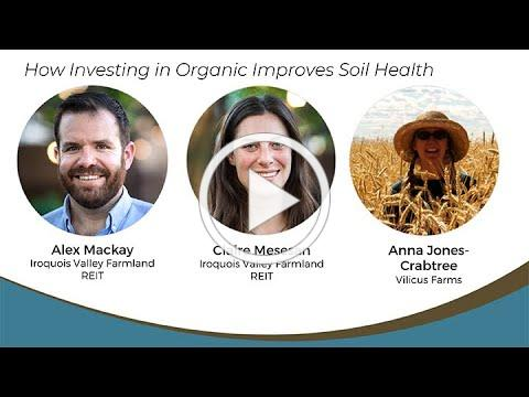 RFSI20 - How Investing in Organic Improves Soil Health