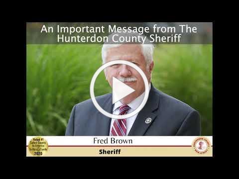 Hunterdon County 9/11 Ceremony-2020