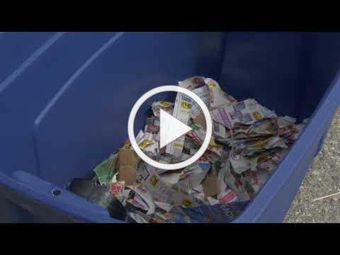 How to make a worm composting bin