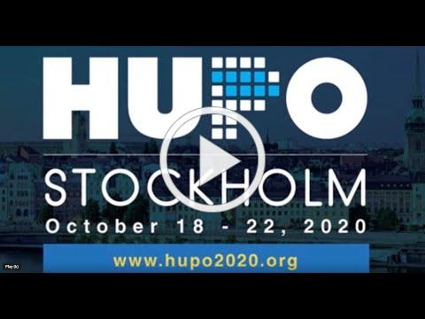 Introduction to HUPO 2020 World Congress in Stockholm, Sweden