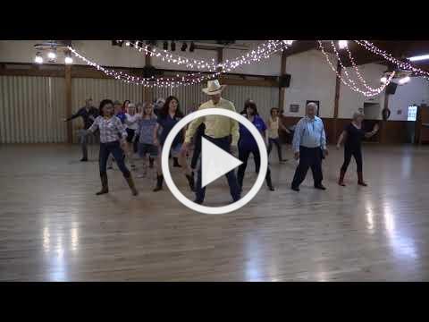 The Git Up Line Dance