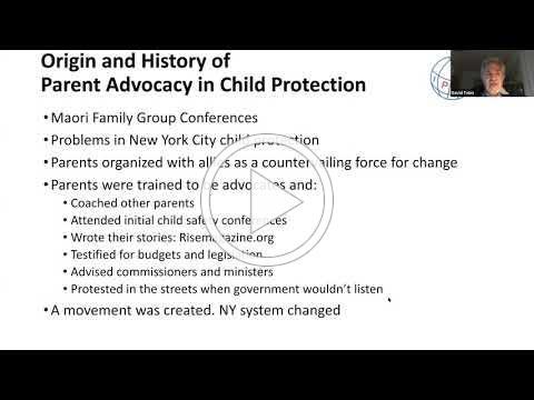 Transforming Children's Care Webinar #3: International Review of Parent Advocacy