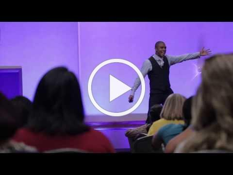 Eric M. Bailey, Leadership and Motivational Speaker