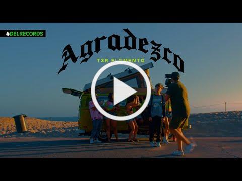 Agradezco - (Detras De Camaras) - T3R Elemento - DEL Records 2021