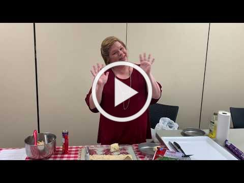 Mayhem in the Kitchen with Mary- Chicken Croissant Casserole