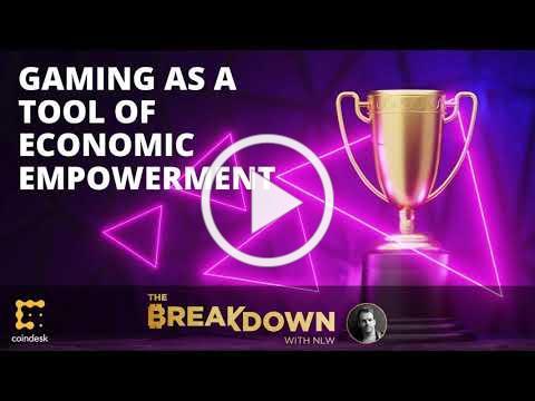 Gaming as a Tool of Economic Empowerment