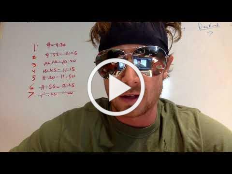 VCHS Fitness Challenge Week 4
