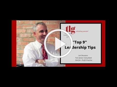 Len Romano Newsletter 11 19