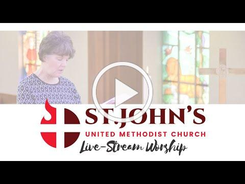 SJUMC SUNDAY MORNING WORSHIP - March 29, 2020