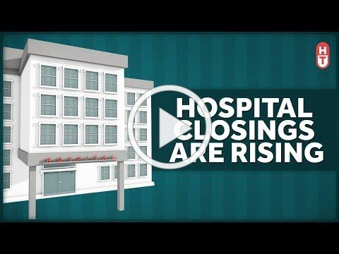 Rural Hospital Closures Impact the Health of a Lot of People
