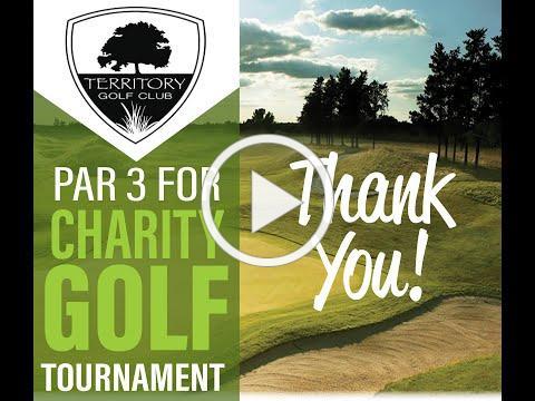 Par 3 for Charity at Territory Golf Club