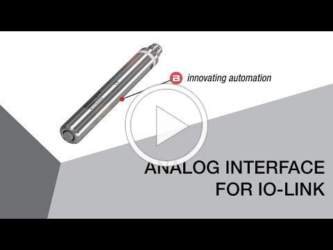 Analog Interface for IO-Link