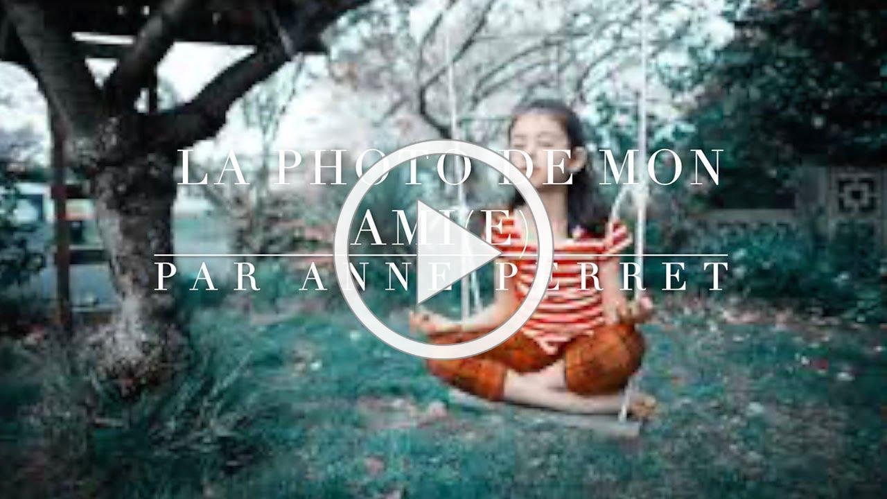 La photo de mon ami(e) - Méditation pour enfants par Anne Perret
